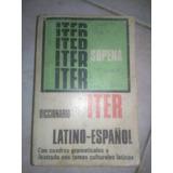 Diccionario Lanino-español (iter)