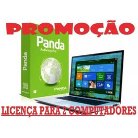 Panda Antivirus Para 2 Computadores - Original