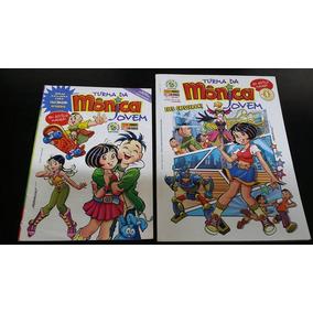 Coleção Turma Da Monica Jovem 1-100 E Nova Edição 1-5