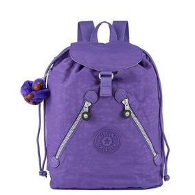 Mochila Fundamental Roxa Purple Grape Kipling