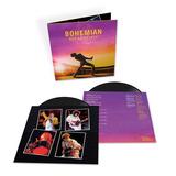Queen Bohemian Rhapsody Vinilo Doble Nuevo Import + Remera