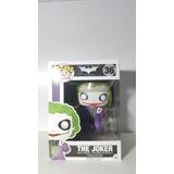 Funko Pop Joker The Dark Knight 36 Dc Caja Pequeños Detalles