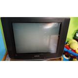 Televisor Samsung Slim 21 Pulgadas Pantalla Plana