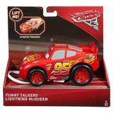 Cars 3 - Rayo Mcqueen - Auto Parlante 10 Frases Disney Pixar