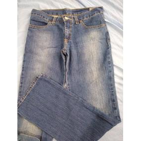 Calca Jeans Juvenil, Tam 12, Hering +bermuda Playgroud