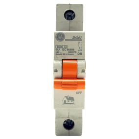 Interruptor Residencial General Electric Dms 1x40a Riel Din