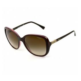 54114dc9a48e5 Vogue Vo 3676 Sb Original De Sol - Óculos no Mercado Livre Brasil