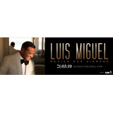 Entrada Concierto Luis Miguel Balcon Oeste