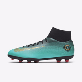 e90ccb9554c8b Chuteira Nike Mercurial Superfly 6 Club Cr7 Mg Campo Botinha