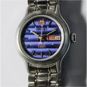 15093bab9ae Relogio Orient Feminino Automatico - Relógios no Mercado Livre Brasil