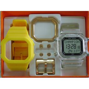 52ab8fc6821 Champion Yot - Relógio Champion Unissex no Mercado Livre Brasil