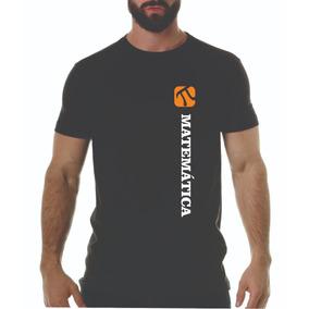 Olimpiadas De Matematica - Camisetas Manga Curta no Mercado Livre Brasil c41058c7c5480