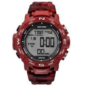 Relógio Mormaii Mo1173a/8r Mo1173a 8r Hora Mundial G-shock