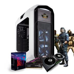 Pc Itx Gamer Core I7 8700k Gtx 1080ti Strix Water H110 64gb