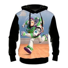 Blusa Moletom Infantil Toy Story Buzz - Casaco De Frio bab595ffbde