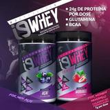 I9 Whey Protein Suplemento Açai Ou Morango 400g