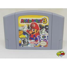 Mario Party 3 Nintendo 64 Novo N64