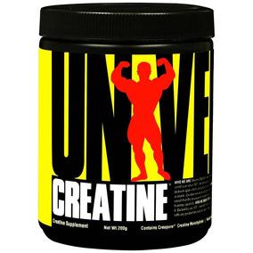 Creatina Powder - 200g - Universal - Original, 100% Creapure