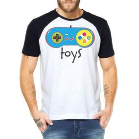 325299942 Camisetas Masculinas Video Game Nintendo - Camisetas e Blusas no ...