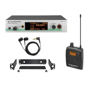 Sistema De Monitoreo Sennheiser Ew 300 Iem G3