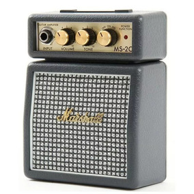 Mini Ampl Marshall Ms-2c Vintage