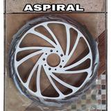 Discao 370mm Modelo Novo Aspiral Lançamento Titan Fan 150