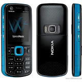 Nokia 5320 Xpressmusic Azul Frete Grátis