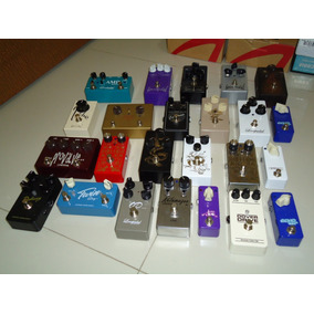 Lovepedal: Overdrives, Delays, Vibes, Fuzz E Distortions