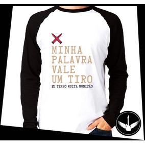 Camiseta Com Frases Dos Racionais Camisetas E Blusas No Mercado