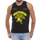 Camisa Regata Pretorian Muay Thai Mma Lutas Musculação d52470ae52e61