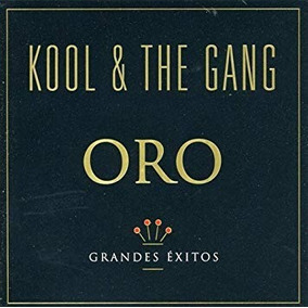 Cd Kool And The Gang Oro Grandes Exitos Open Music U-