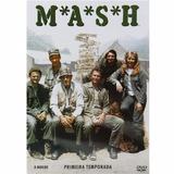 Dvd Mash 1a Temporada 3 Discos Original