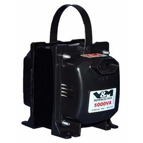 Transformador 110v 220v 5000va Ar Condicionado Até 12000 Btu
