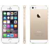 Iphone Se 32gb Original Apple Vitrine Dourado