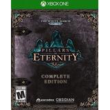 Pillars Of Eternity Complete Ed. Xbox One Mídia Física Novo