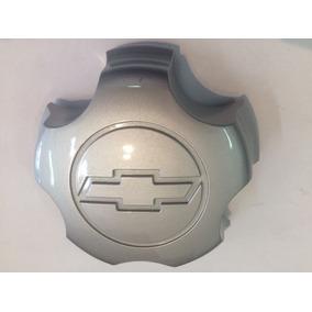 93246132 Kit 03 Calota Roda Alumínio S-10 97/01 Original Gm