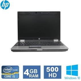 Notebook Hp Elitebook 8440p I5 4gb 500hd