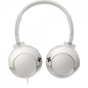 Fone De Ouvido + Bass Supra Auricular Shl3075 Branco Philips