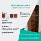 Biblioteca Decorativa Clásica