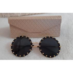 Óculos De Sol Feminino Gucci Inspired Frete Grátis - Óculos no ... 0b3e15d2b8