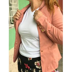 Blazer Casaquinho Roupas Feminina Evangelica Colecao Inverno