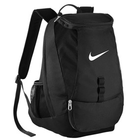 Mochila Nike Club Team Ba5190-010 Black Soccer