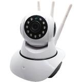 Alarma Cámara Ip Wifi Full Hd 1080p 2mp 128gb App Celular