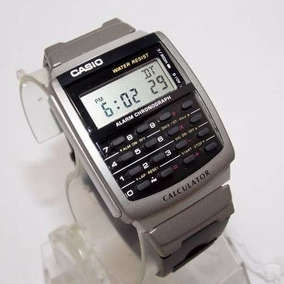 c4afc4a6cfc Relogio Casio Calculadora Anos 80 - Relógios no Mercado Livre Brasil