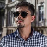 Ray Ban Tem Uma Solda Preto Original Usado Usado no Mercado Livre Brasil c179c99fec