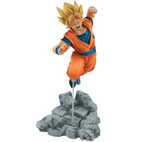 Action Figure Dbs Soul X Soul Super Sayajin Goku Banpresto