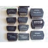 Integrado Stk 0050 Y Stk0080 Vintage Original Made In Japan