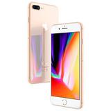 Iphone 8 Plus 64gb Gold Vitrine - 12x Sem Juros