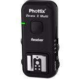 Receptor Disparador Radio Phottix Strato Ii Para Nikon