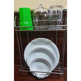 Escurridor De Platos De Pared Plastico - Todo para Cocina en Mercado ... 4d2bddd878bc